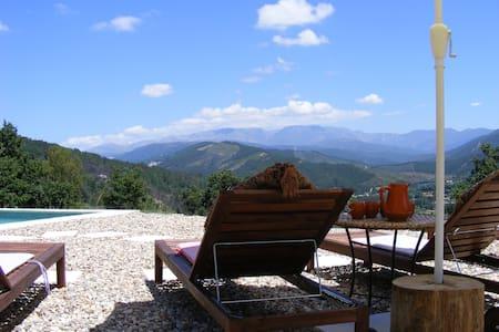 Quinta da Madrugada, mountain views