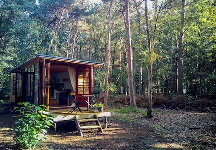 Maja's Hideaway, deep in private fairytale woods
