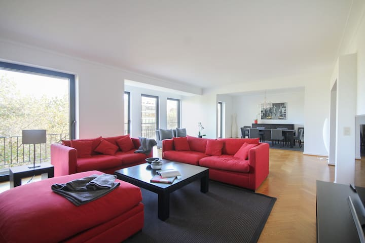 Chatelain exceptional apartment