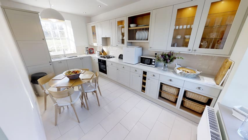 Bel House - a cosy home for four