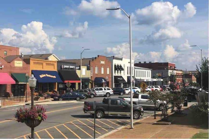 奥本(Auburn)的民宿