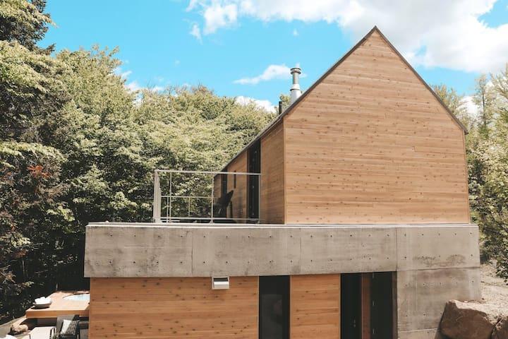NEW -Scandinavian Lodge Mont-Tremblant North Side