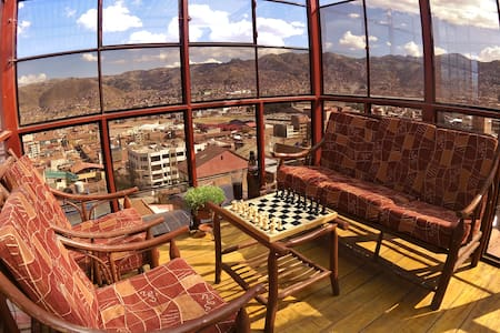 HAYKUMUY CUSCO APARTMENT 1 - GREAT VIEW AND PRICE!