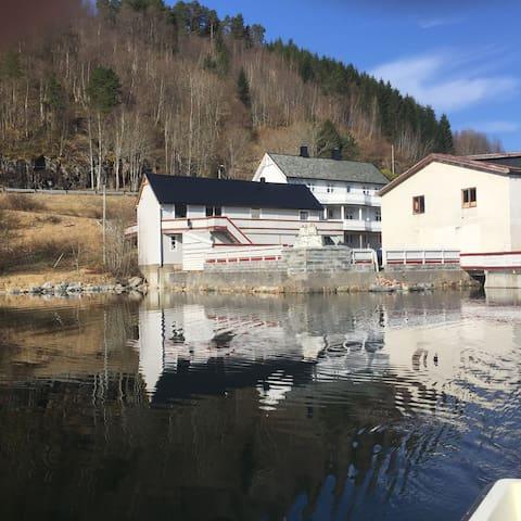 Valsøyfjord的民宿