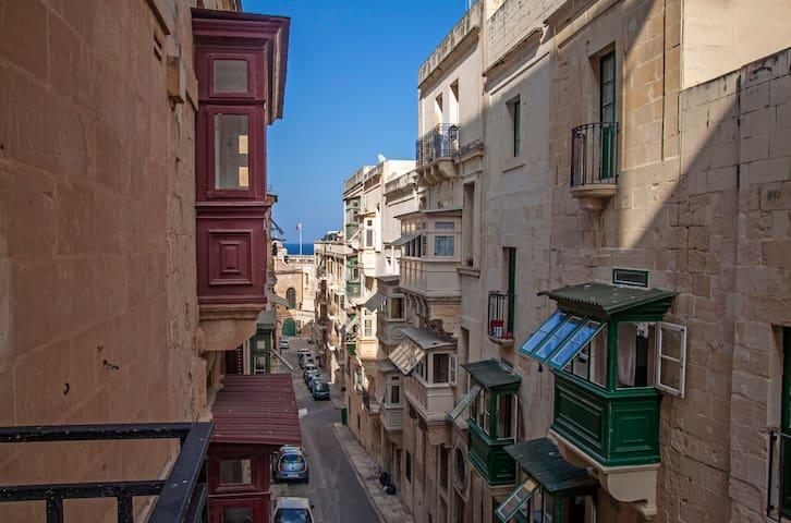 瓦莱塔(Valletta)的民宿