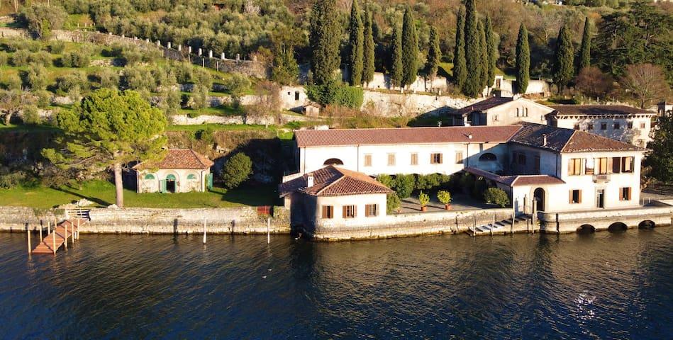 Monte isola的民宿