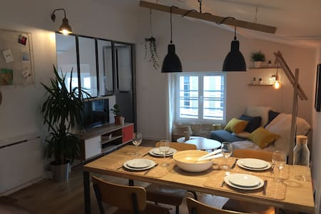 Cosy apartment in very center town