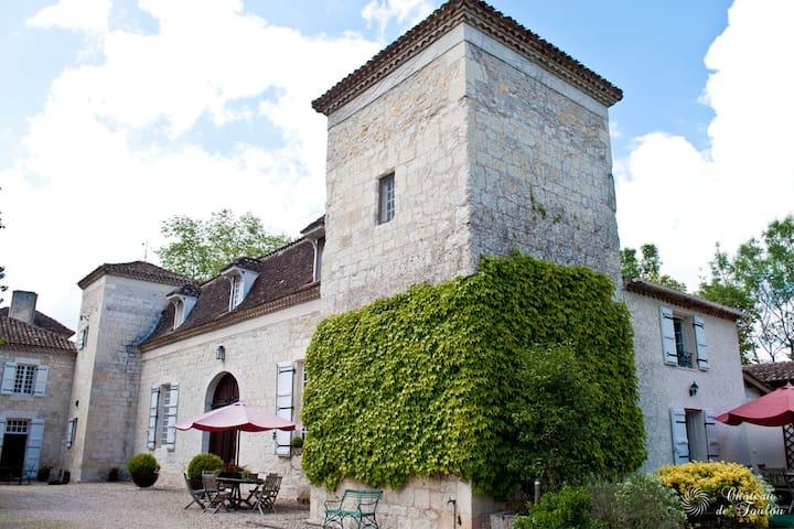 Tournon-d'Agenais的民宿