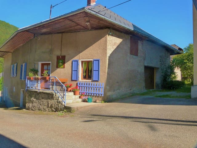 Sainte-Reine的民宿