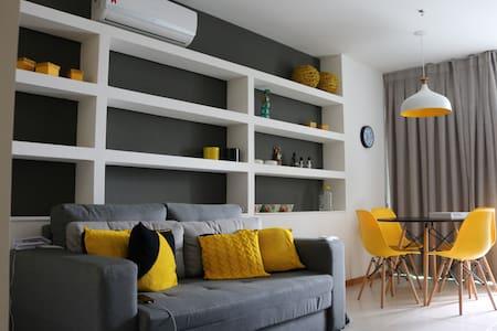 Loft Residential Design at best place in Niterói.