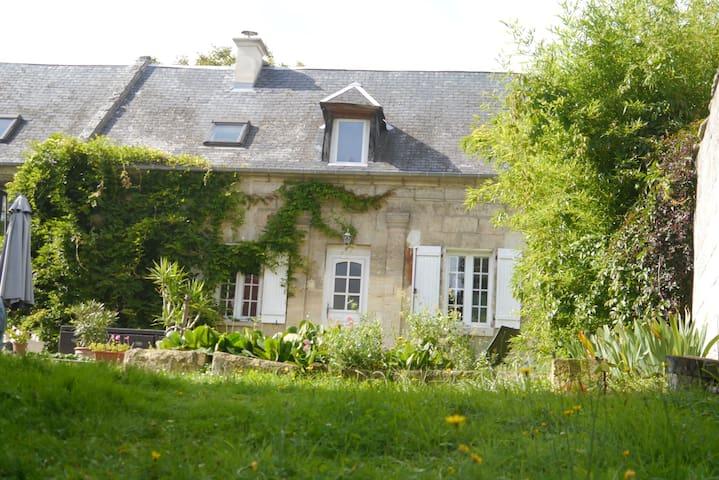 Élincourt-Sainte-Marguerite的民宿
