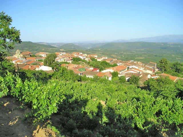 Villanueva del Conde的民宿