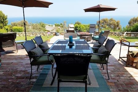Peace, Beauty & Ocean View, Malibu