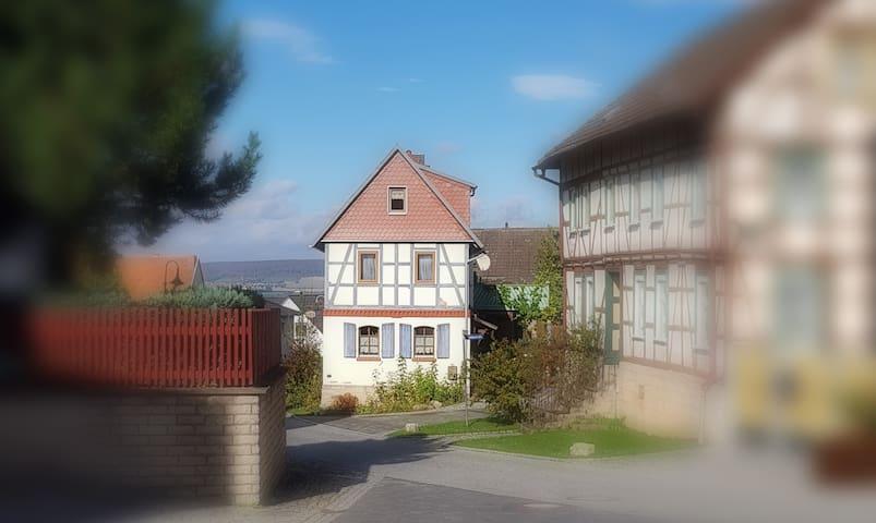 Niederorschel的民宿