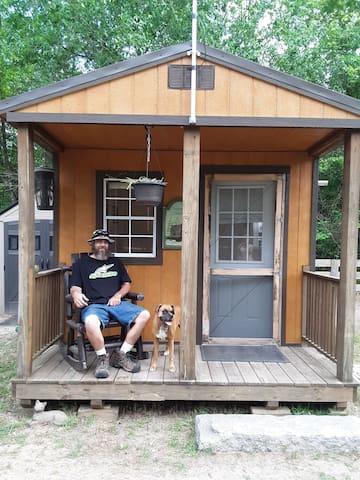 Cozy Tiny Cabin