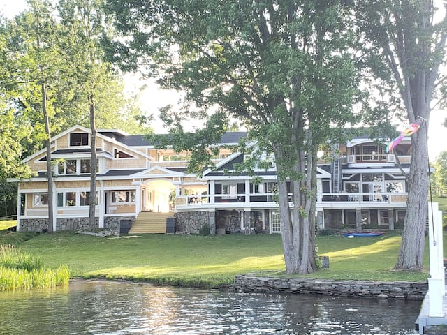 Private Home on Cazenovia Lake with dock