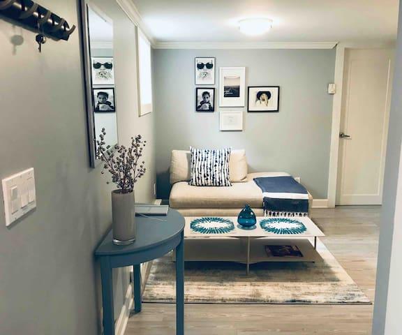 ❤️Stylish Apartment in Quiet 🧘♂️ Area in Norwalk