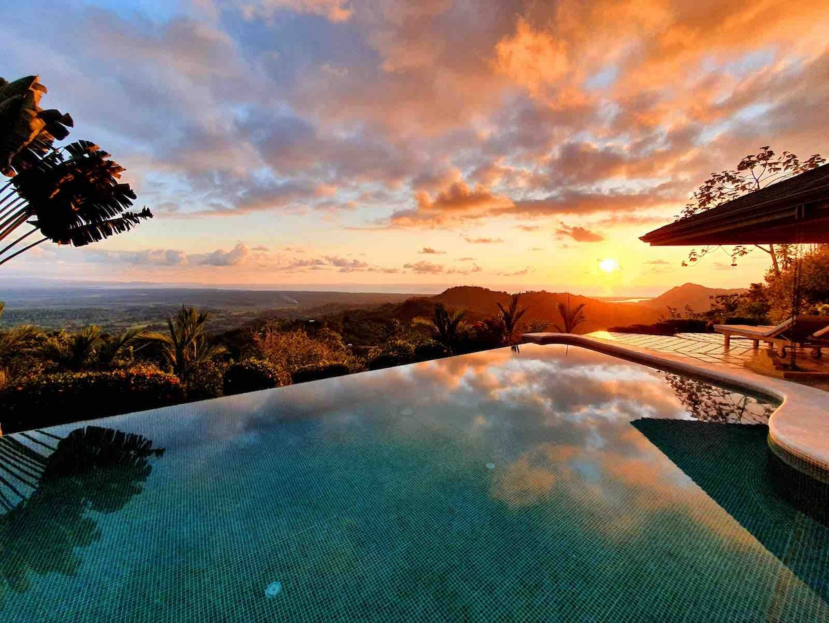 🌸beautiful sea view🌺2/4 people🌴Private pool🌴30MBps