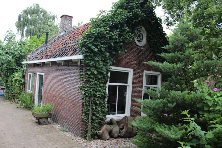 Nieuwerbrug aan den Rijn的民宿