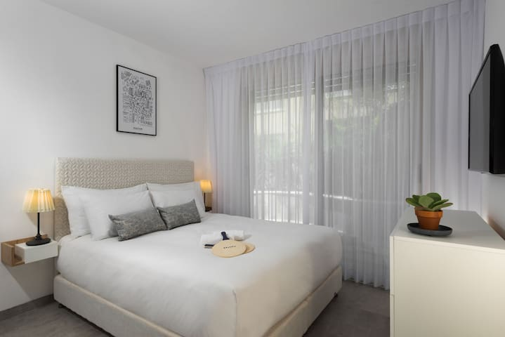 Beer Sheva Old Town 2 Bedrooms Apartment by Master