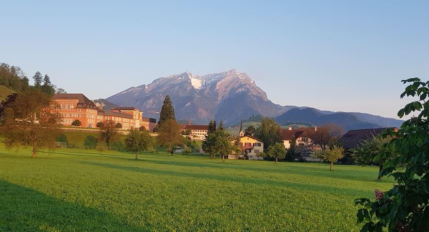 Oberdorf的民宿