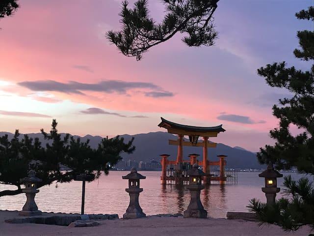 Hatsukaichi的民宿