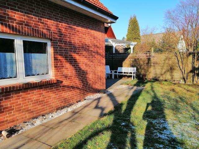 Großhansdorf的民宿