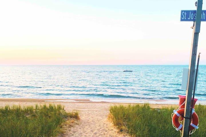 Miller Beach的民宿