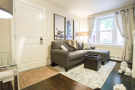 North End 1 BR + Patio in Little Italy