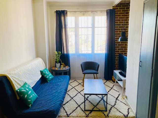 Appartement moderne entièrement rénové