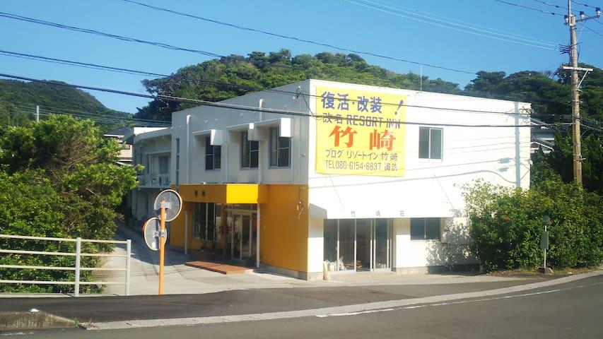 Minamitane, Kumage District的民宿