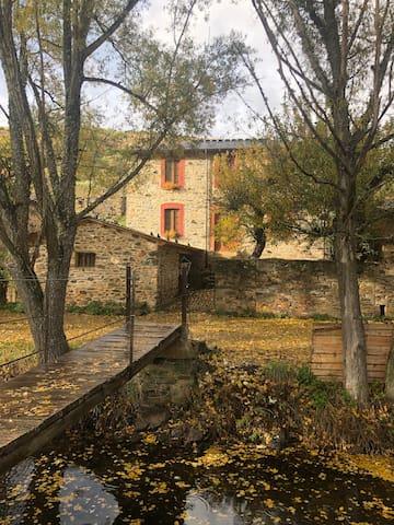 La Velilla的民宿