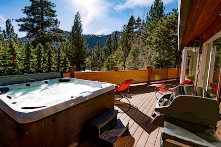 The one and only Mammoth Mountain Lodge!