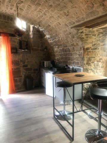 Sévérac-d'Aveyron的民宿