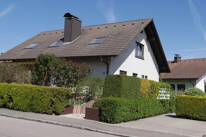 Hüfingen的民宿