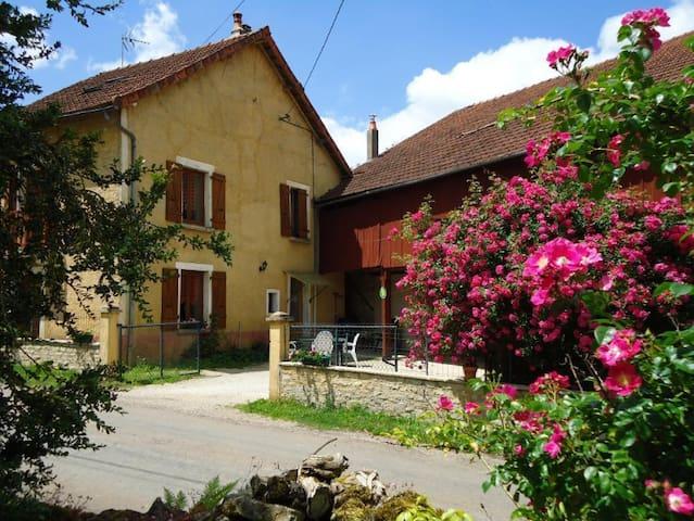 Boux-sous-Salmaise的民宿