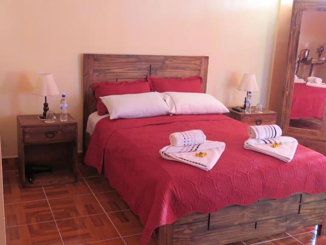 Uyuni的民宿