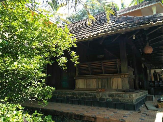 特里凡得琅(Thiruvananthapuram)的民宿