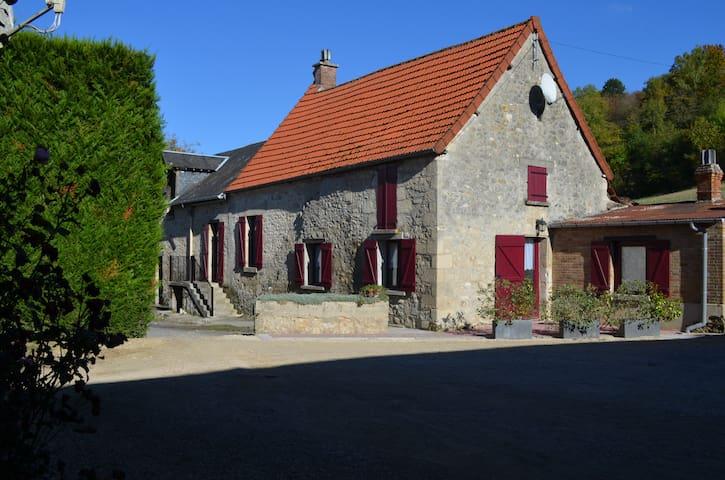 Courcelles-sur-Vesle的民宿