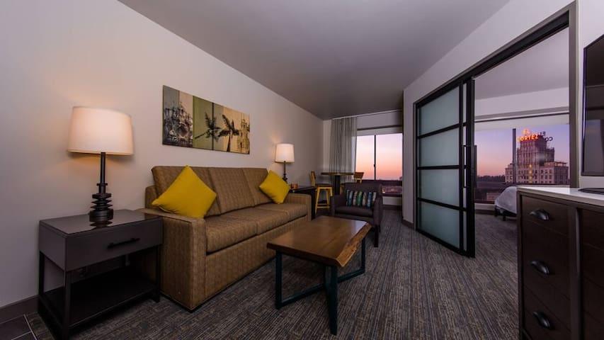 Marriott Pulse San Diego 1 bedroom apt