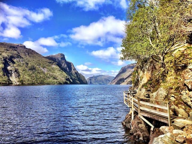 Frafjord的民宿