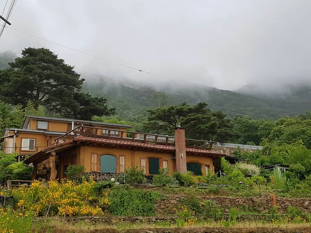 Sanoe-myeon, Miryang-si的民宿