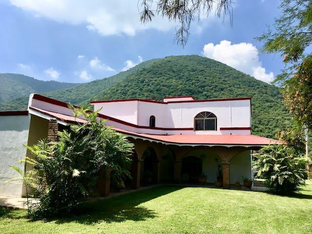San Isidro Mazatepec的民宿