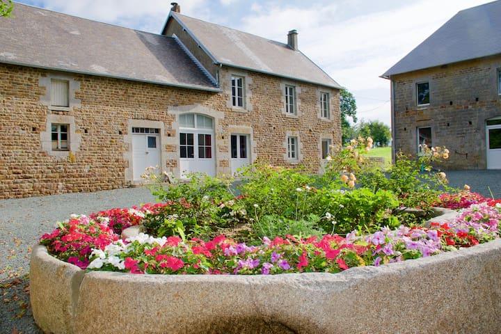 Quettreville-sur-Sienne的民宿
