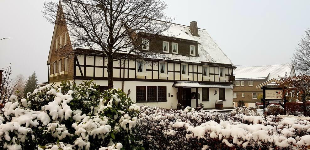 Pop Up Landschaftsgasthaus Schanze