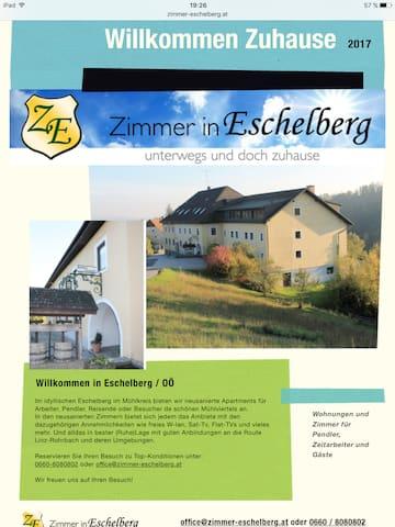 Eschelberg的民宿