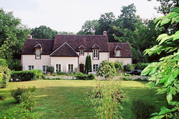 Chailly-en-Brie的民宿
