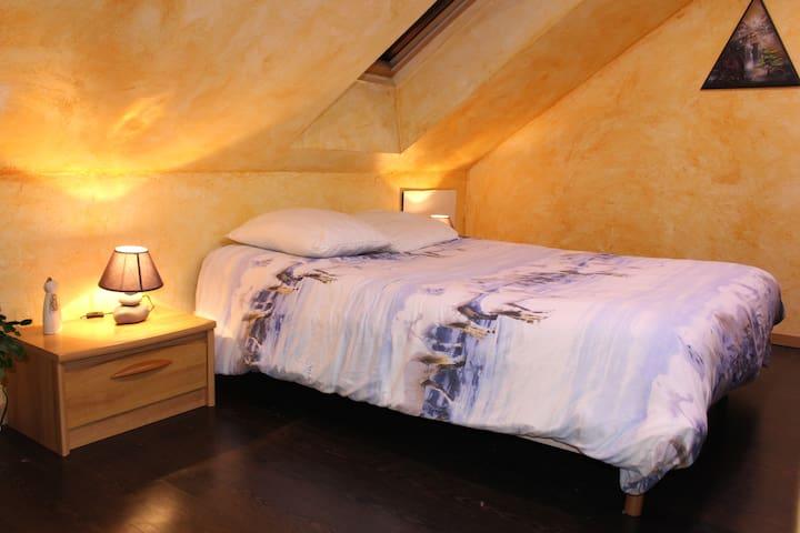 Saint-Agnan的民宿