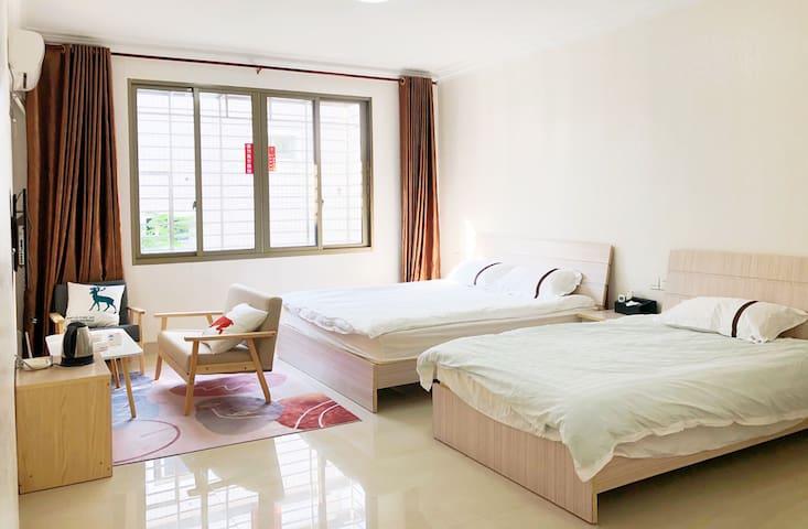 漳州的民宿