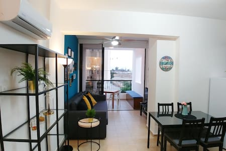 Perfectly located Apartment in Mackenzie, Larnaca